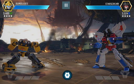 TRANSFORMERS: Forged to Fight screenshots 5