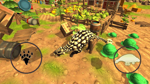 Dinosaur Simulator: Dino World screenshots 6
