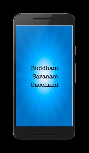 Buddham Saranam Gacchami u092cu0941u0926u094du0927u092e u0938u0930u0928u092e u0917u091au093eu092eu0940 1.66 screenshots 2