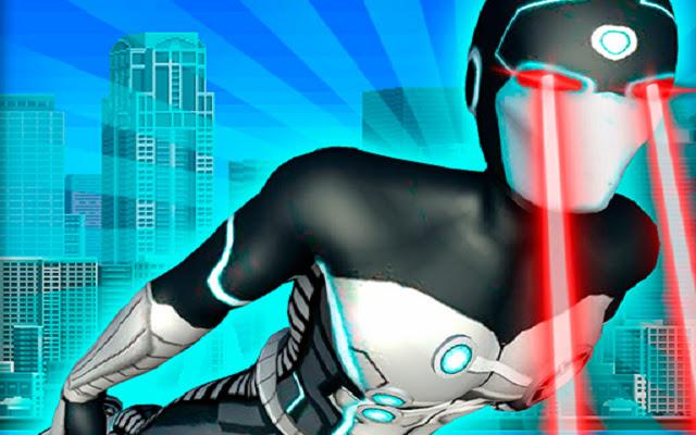 Flying Superhero Revenge Grand City Captain