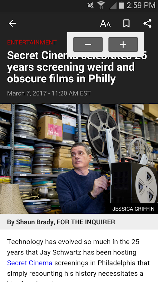 Philly.com- screenshot