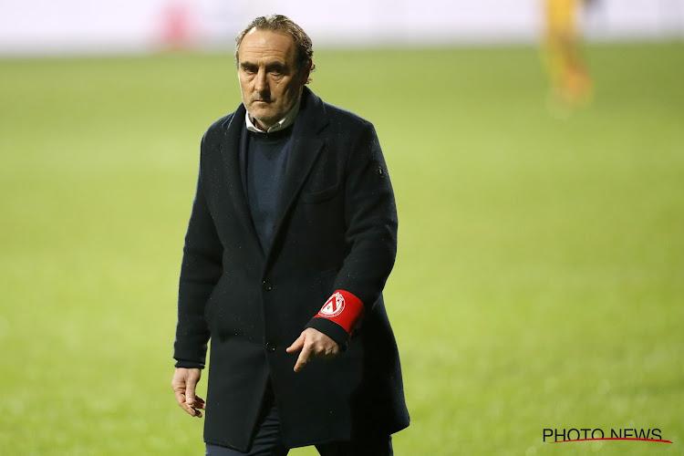Yves Vanderhaeghe va bien devenir le nouvel entraîneur du Cercle de Bruges, un ancien Diable l'accompagne