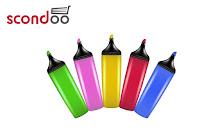 Angebot für Alle Marken: Textmarker im Supermarkt