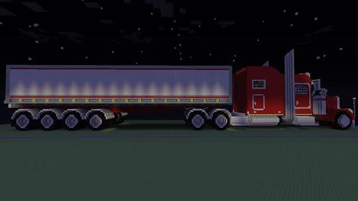 Truck Ideas Minecraft