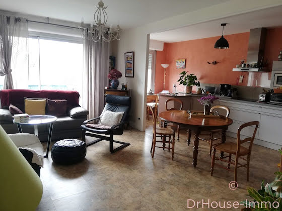 Vente appartement 3 pièces 74,3 m2