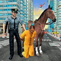 Police Horse Cops Duty: Grand Street Crime Chase icon