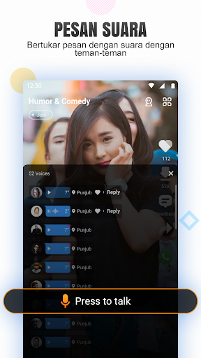 UC Status—App Baru UC, Video Lucu&Download Gratis screenshot 5