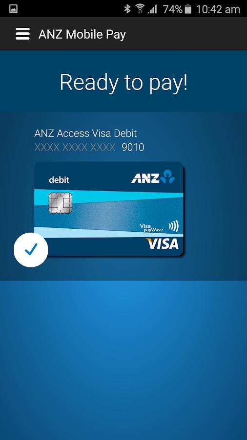 anz bank phone