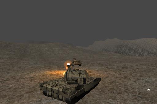 坦克战基本攻击