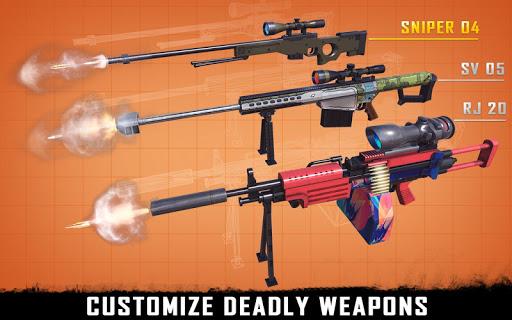 Nouvelle arme à feu Sniper Master Mafia Crossfire  screenshots 1