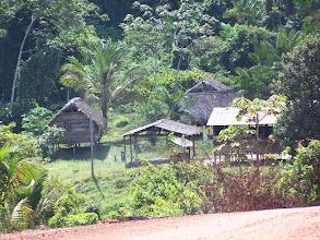 Photo: Uma das muitas aldeias indígenas que encontrei ao longo do caminho.
