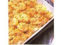 Crunchy Cheese Potatoes Recipe