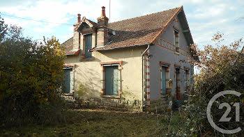 maison à Le Veurdre (03)