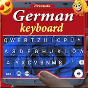 Friends German Keyboard