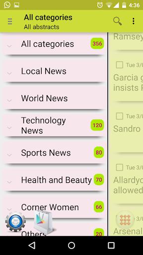 نبأ screenshot 6
