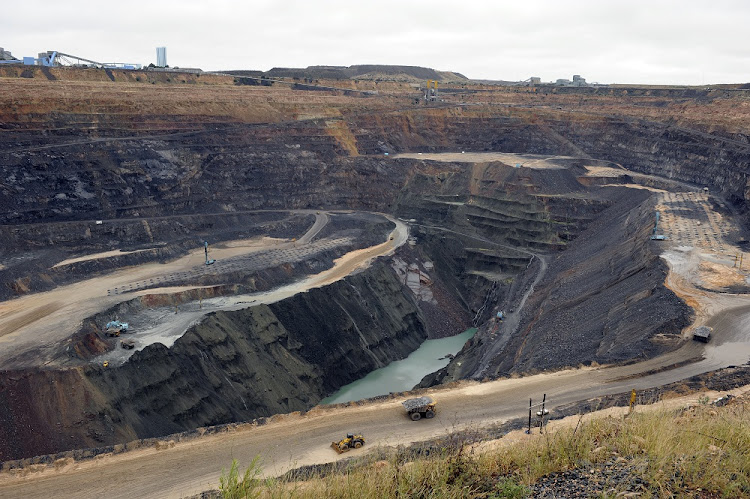 Jwaneng mine in Gaberone, Botswana. File picture: FINANCIAL MAIL/ROBERT TSHABALALA