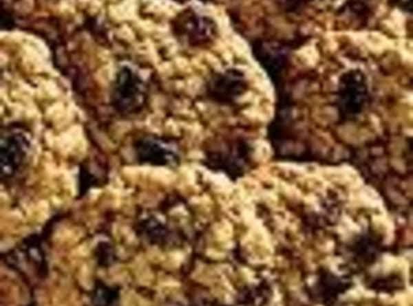 Splenda Brn Sugar Oatmeal Cookies
