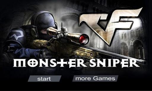 Monster Sniper