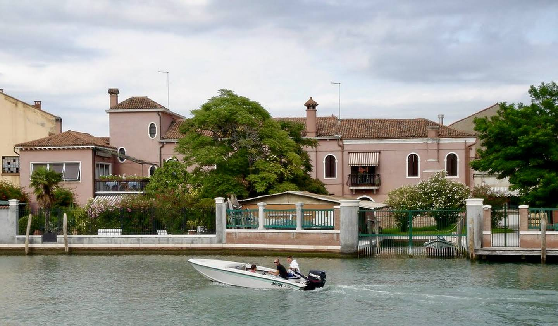 Villa en bord de mer avec jardin Venise