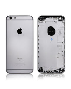 iPhone 6S Plus Housing without small parts HQ Silver