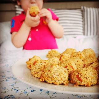Apricot Coconut Breakfast Cookies Recipe
