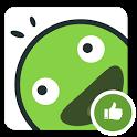 AHA Live Random Video Chat, Meet New People icon