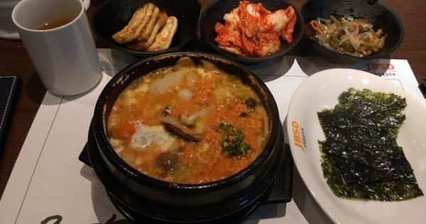 新莊葷素韓式料理~涓豆腐(新莊佳瑪店)