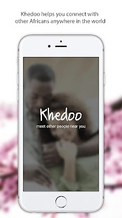 Khedoo - Meet Other Africans- screenshot thumbnail