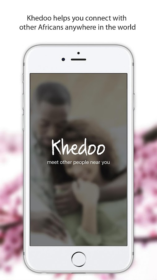 Khedoo - Meet Other Africans- screenshot