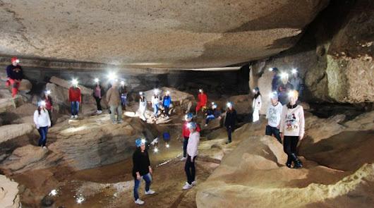 Cuevas de Sorbas, un tesoro de la naturaleza