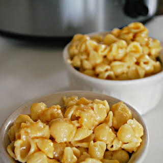 Crock Pot Macaroni and Cheese.