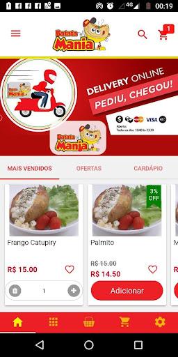 Batata Mania screenshot 2