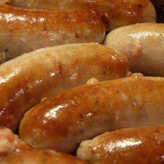 Traditional Slovak Sausage Is Made With Potatoes