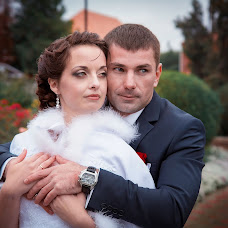 Wedding photographer Oksana Grichanok (KsushOK). Photo of 07.11.2013