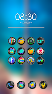 Jovo - Icon Pack Screenshot