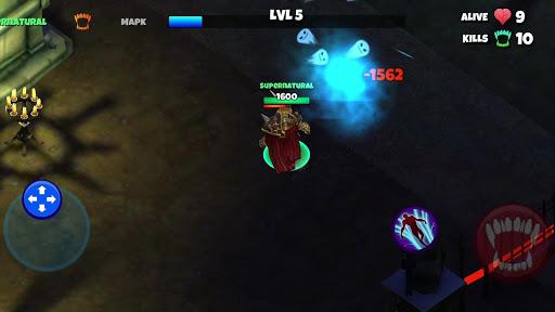 Supernatural - Battle Royale Action 1.27 screenshots 6