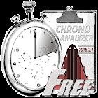CHRONO ANALYZER FREE - CRONO icon