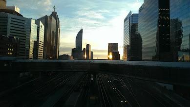 Photo: Dawn from MTTC Bridge