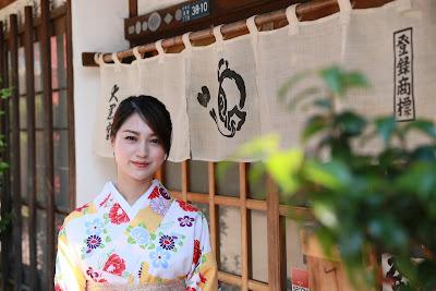 Kimono-Kan Kimono出租