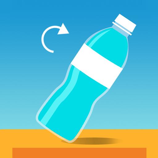 Flip Water Bottle 2k16