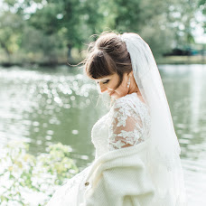 Wedding photographer Alya Turapina (Allia). Photo of 06.10.2017