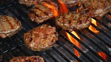 Best Garlic  Burgers