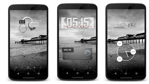 Op-X for Zooper Widget Pro