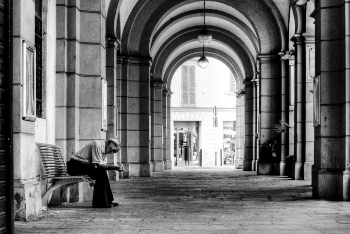 Archi e solitudine di giothebike