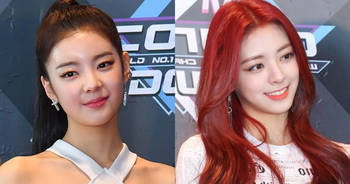 itzy yuna lia twins 4