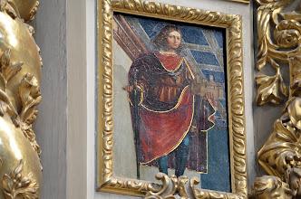 Photo: Polittico di Gandolfino da Roreto: San Secondo