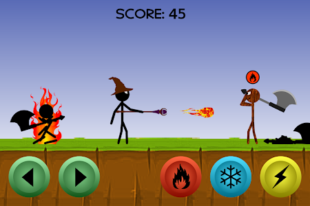 Stickman Wizard 1.1