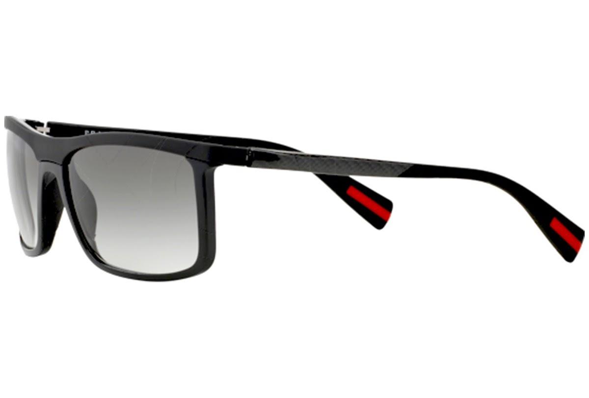 721eb834790bb Buy Prada Linea Rossa Netex Collection PS 51PS C58 1BO0A7 Sunglasses ...