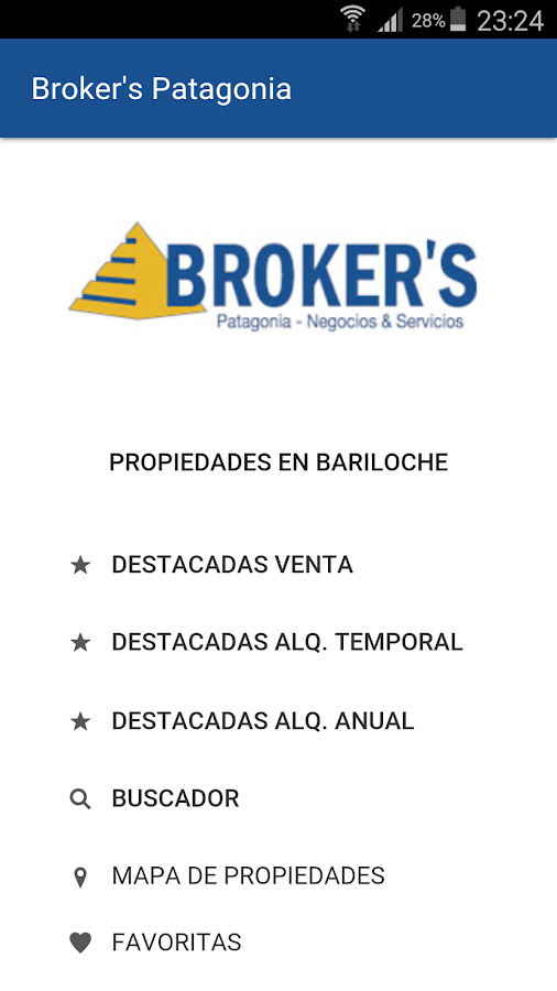 Broker's Patagonia- screenshot