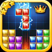 Block Jewels King Puzzle